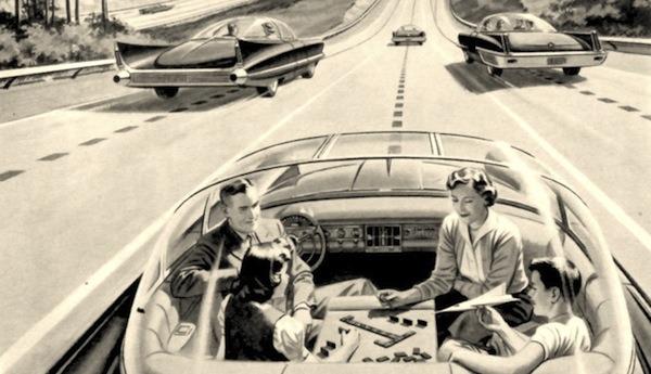Autonomna vožnja i produženje vrste