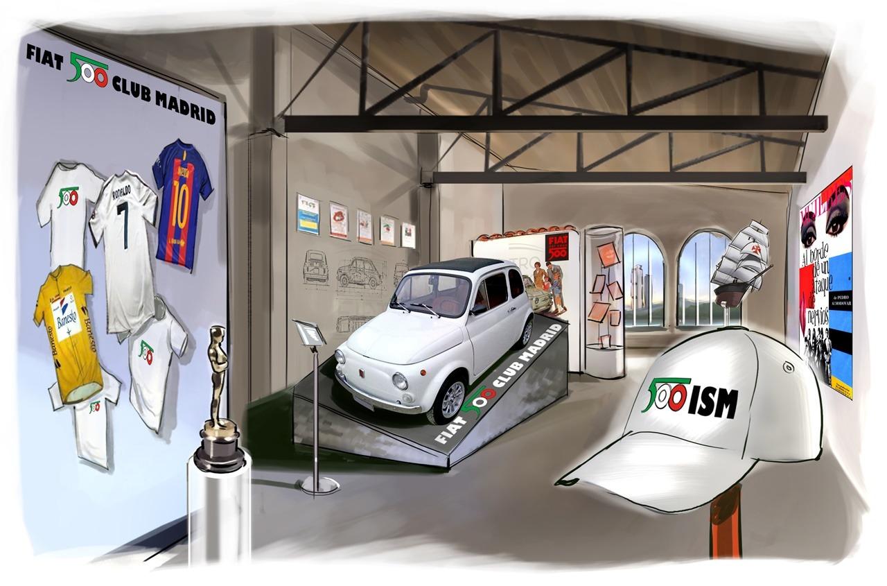 Fiat 500 zauvek mlad: Madrid osamdesetih