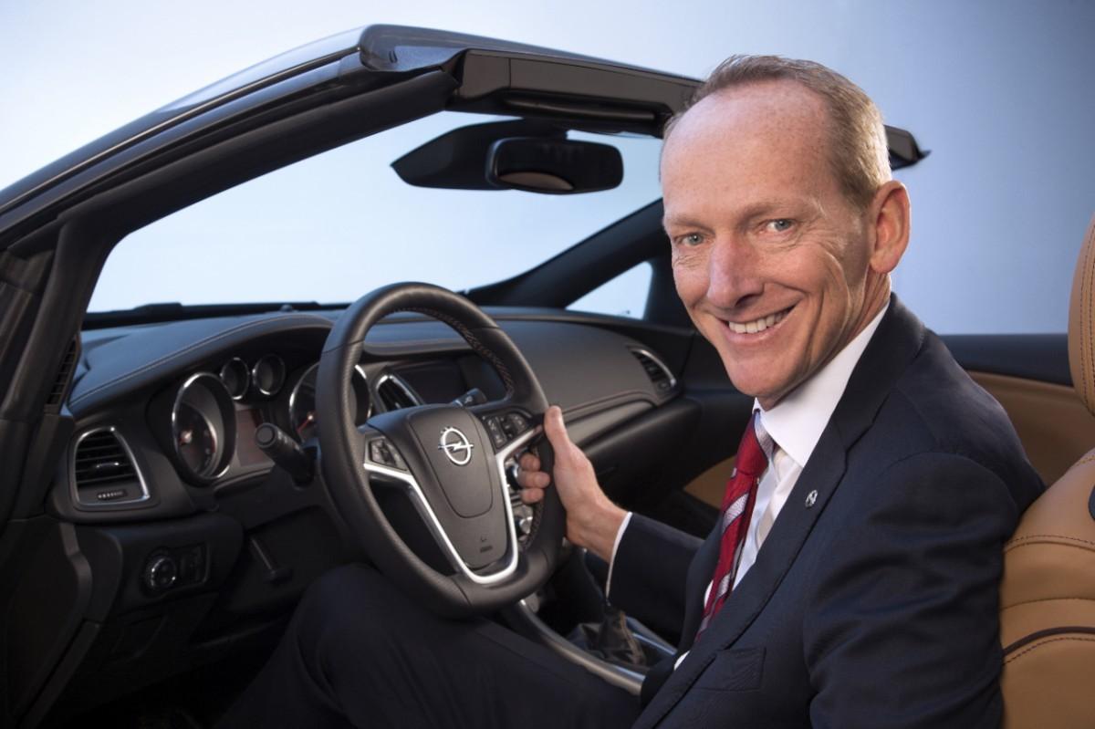 Šef Opela dao ostavku