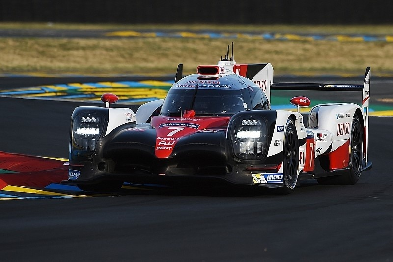 "Toyota ""rasturila"" rekordni krug na Le Manu"