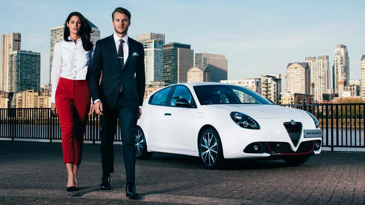 "Alfa Romeo i Hawes & Curtis za ""visokoperformantno"" odelo"