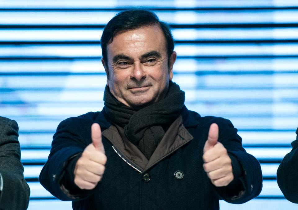 Karlos Gon smatra da će Renault-Nissan preteći Volkswagen i Toyotu ove godine