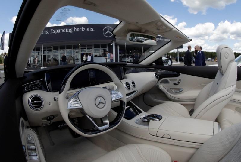 Daimler započeo izgradnju fabrike u Rusiji