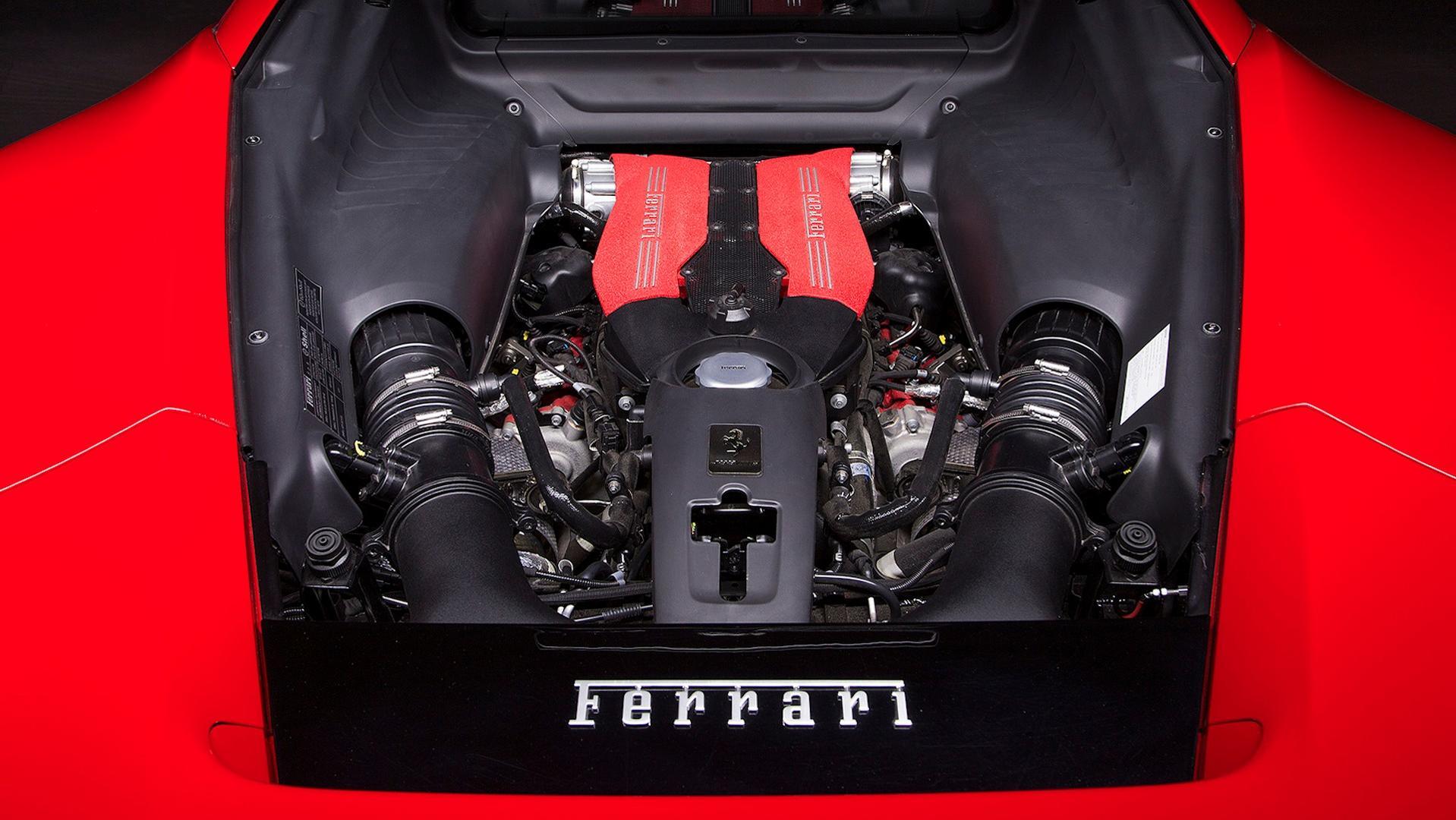 """Ferrari biturbo V8 """"Motor godine 2017."""""""