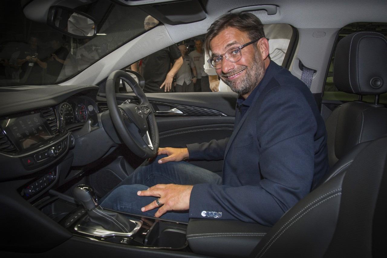 Opel i Jirgen Klop proširuju partnerstvo