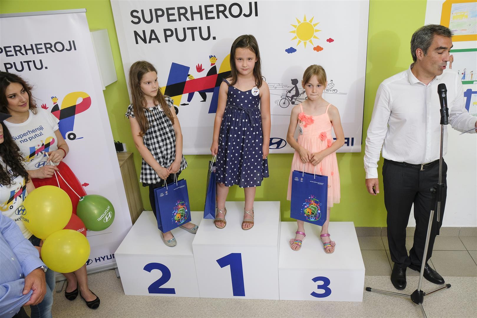 Hyundai Srbija dodelila nagrade najuspešnijim autorima likovnih radova