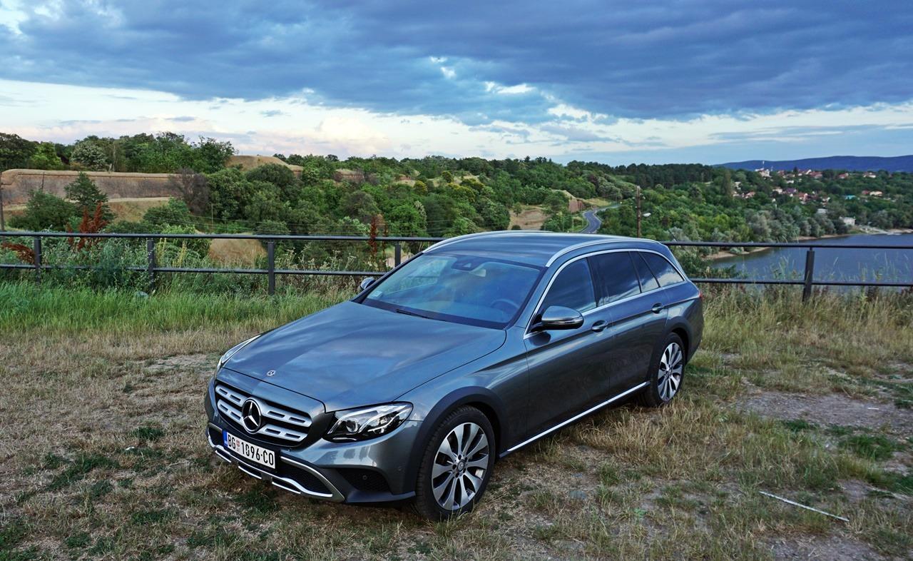 Mercedes-Benz E 220 d 4Matic All Terrain – Za sve prilike