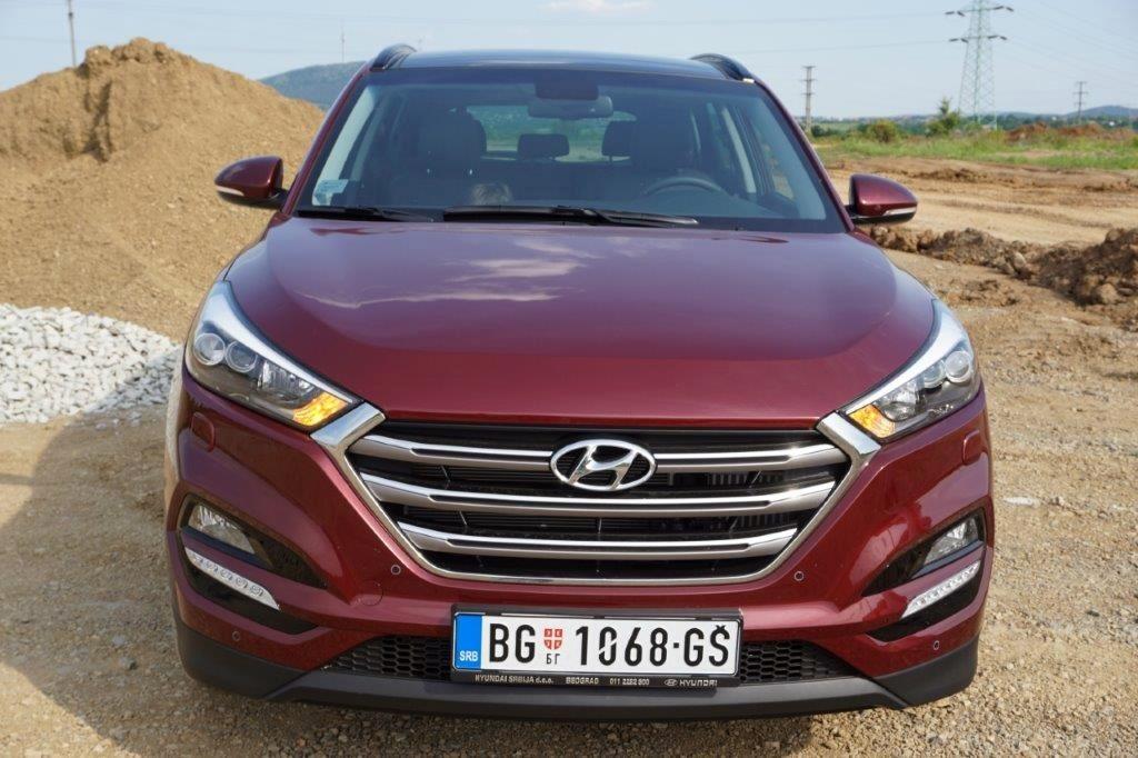 Hyundai Tucson 1.7 CRDi GLS Impression 2WD – Dinar za dinar