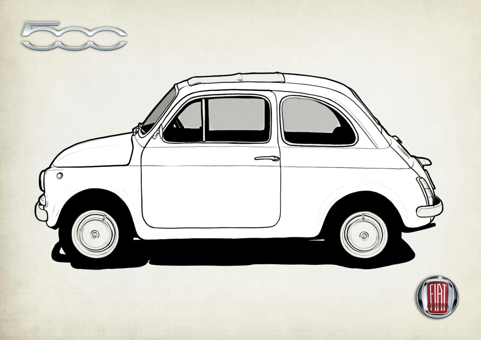 Fiat 500  Muzeju savremene umetnosti u Njujorku (MoMA)