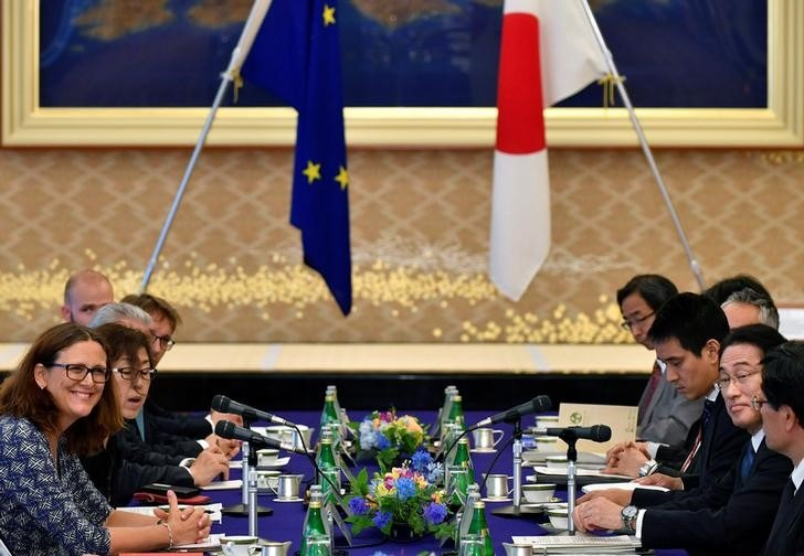 Evropska unija i Japan na pragu rekordnog trgovinskog sporazuma