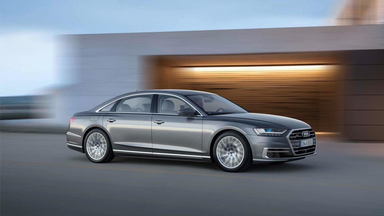 Audi A8 (2018.) (galerija i video)