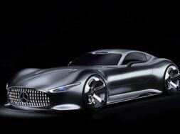 Mercedes-AMG und das Cigarette Racing Team präsentieren zwei vi