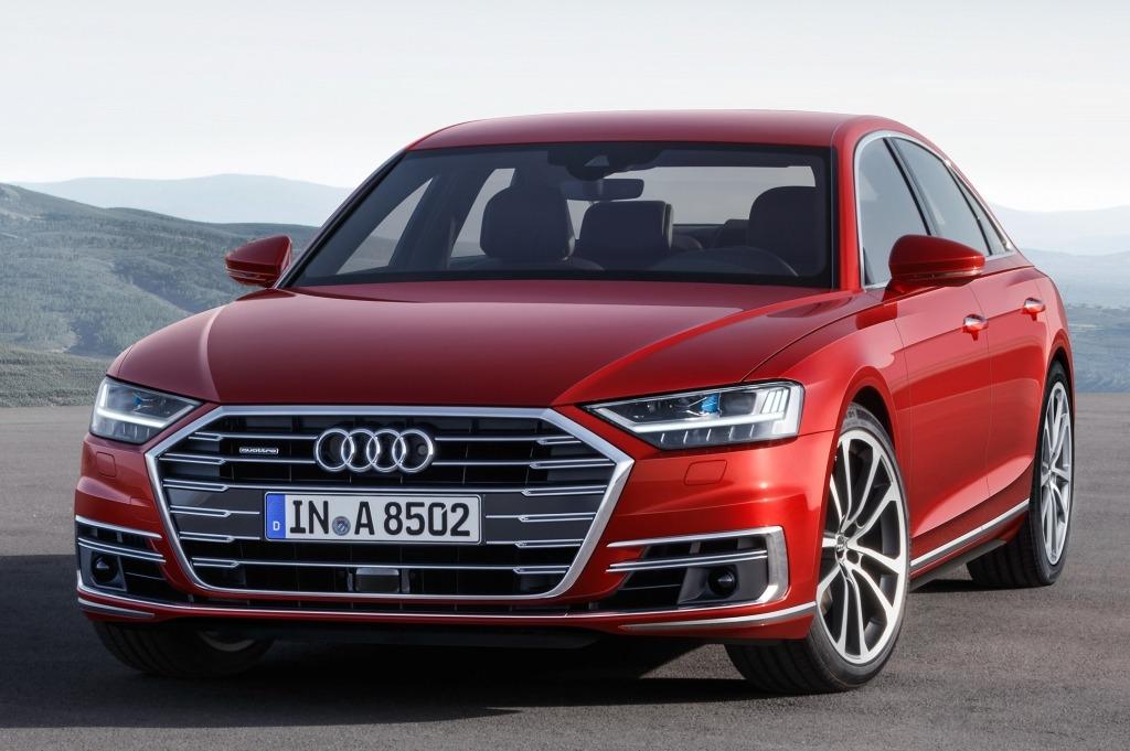 Audi A8 (2018.)