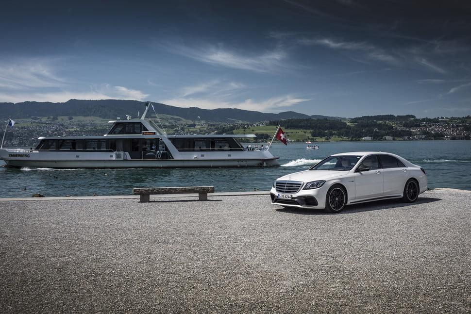 Mercedes-Benz S klase – 5 tehnologija za ostanak na automobilskom prestolu