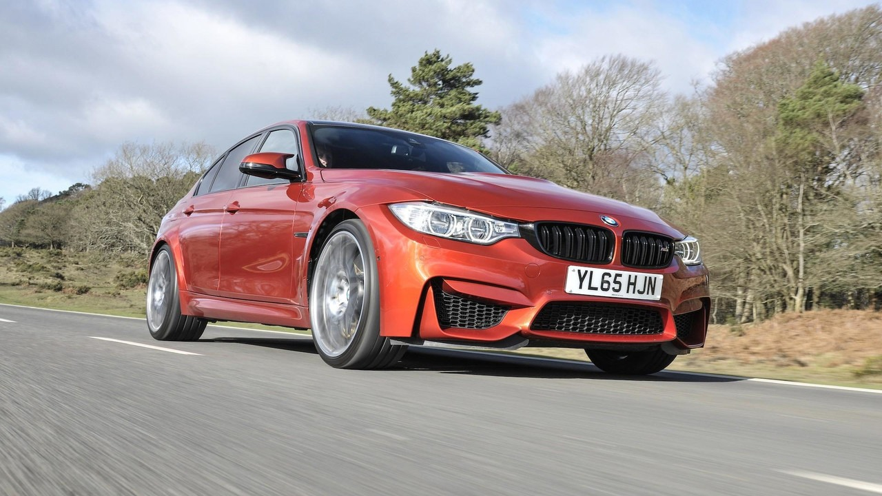BMW M3 CS stiže sledeće godine?
