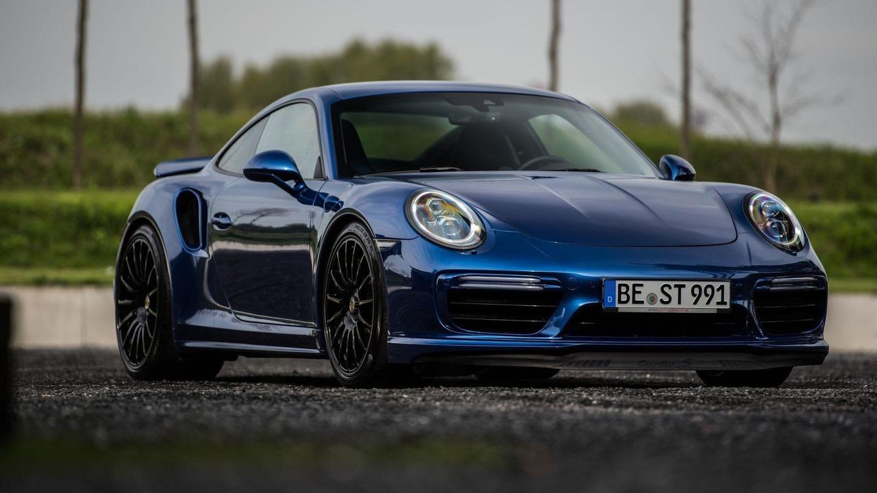 Najbrži Porsche Turbo S dolazi iz Edo Competition kuće (galerija)
