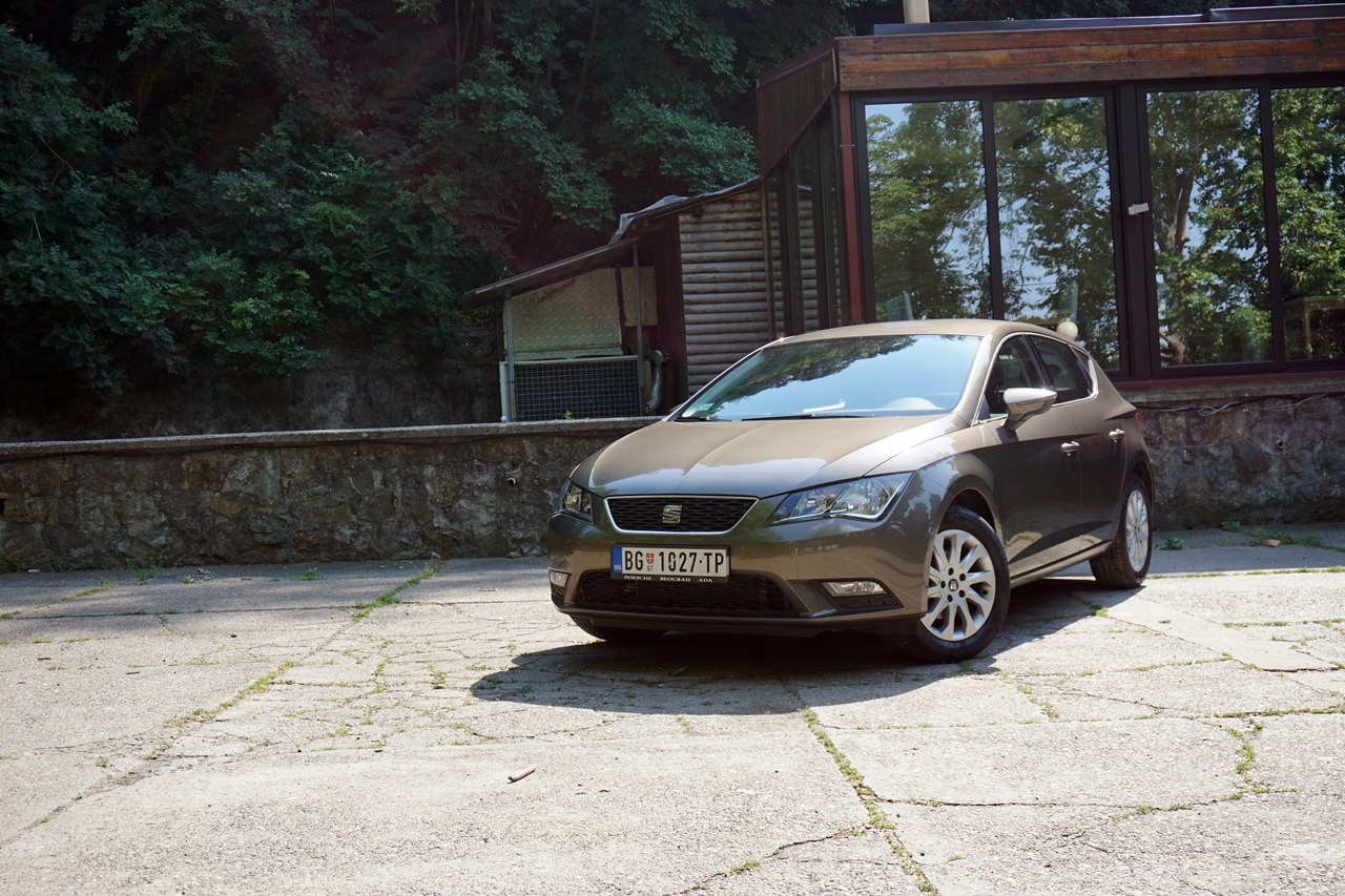 Seat Leon 1.2 TSI Style 110 ks – 24 časa sa prijateljem