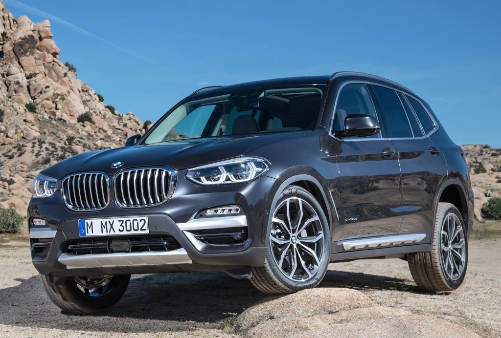BMW X3 (2018.)