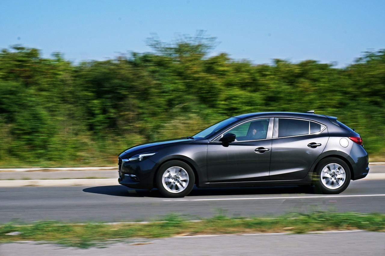 Mazda3 Sport CD105 Attraction 77/105  – Lojalni štediša