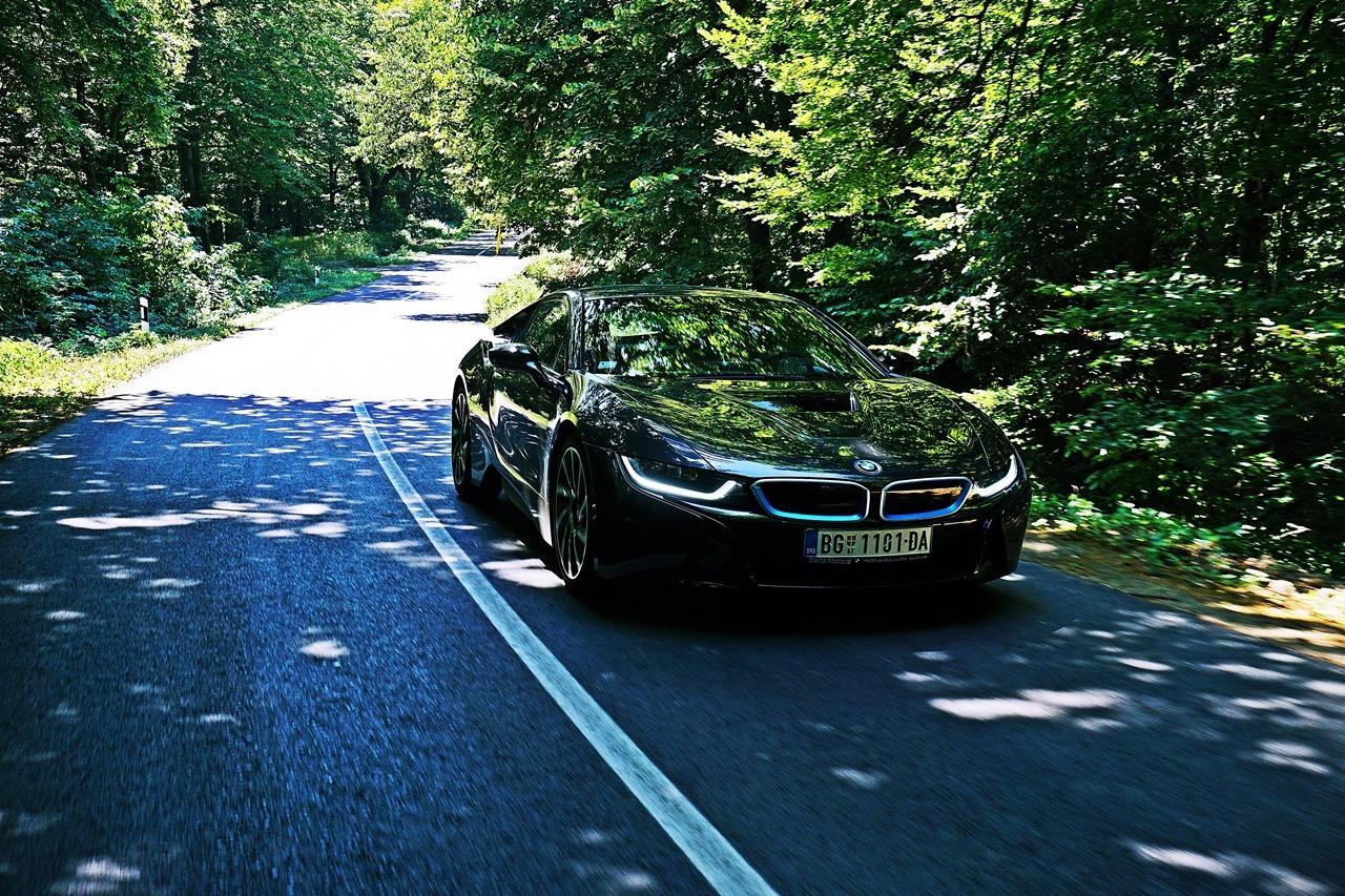 BMW i8 – Ispisivanje istorije