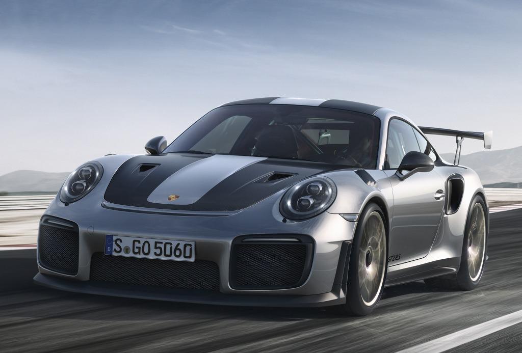 Porsche 911 GT2 RS (2018.)