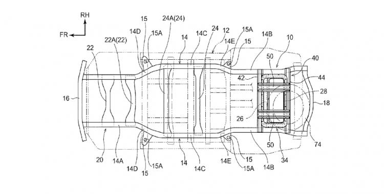 Toyota podnela novi patent – novi elektro SUV?