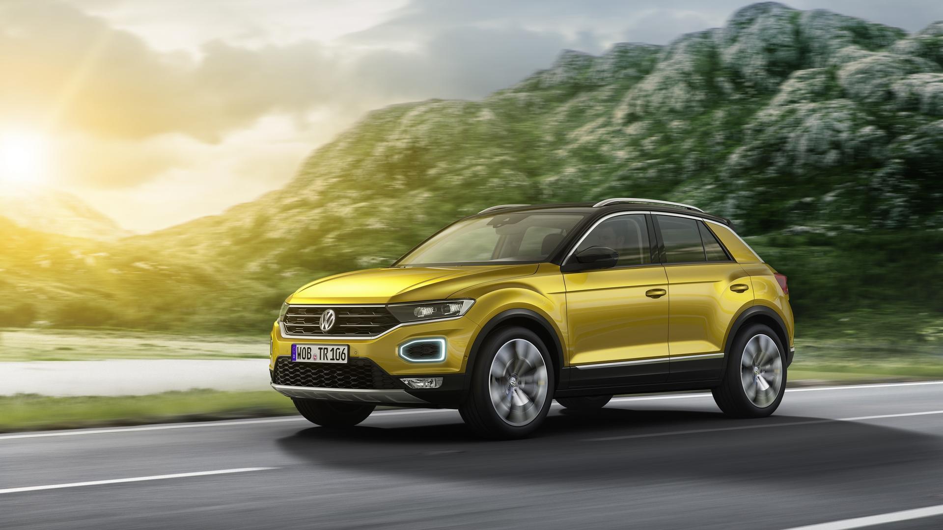 VW T-Roc u punom sjaju (galerija i video)