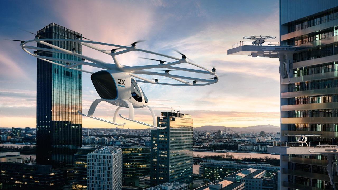 Daimler investira 30 miliona dolara u Volocopter (video)