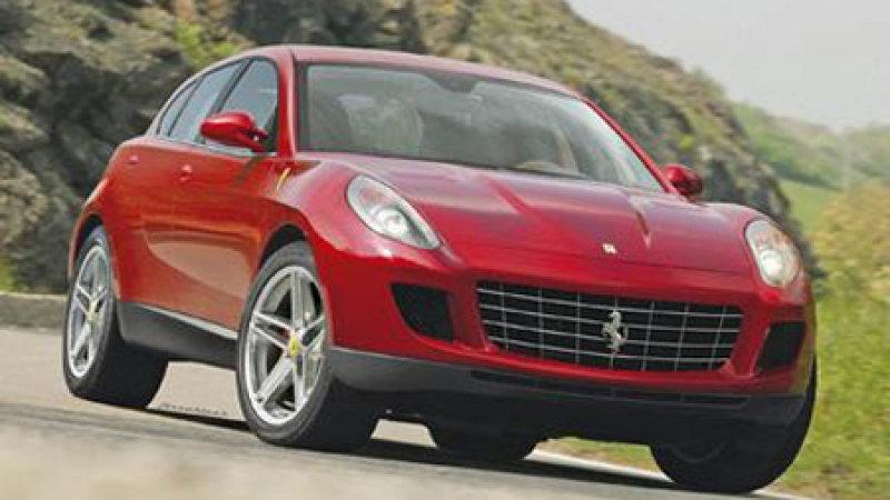 Markione pobio sebe – Ferrari ipak priprema SUV