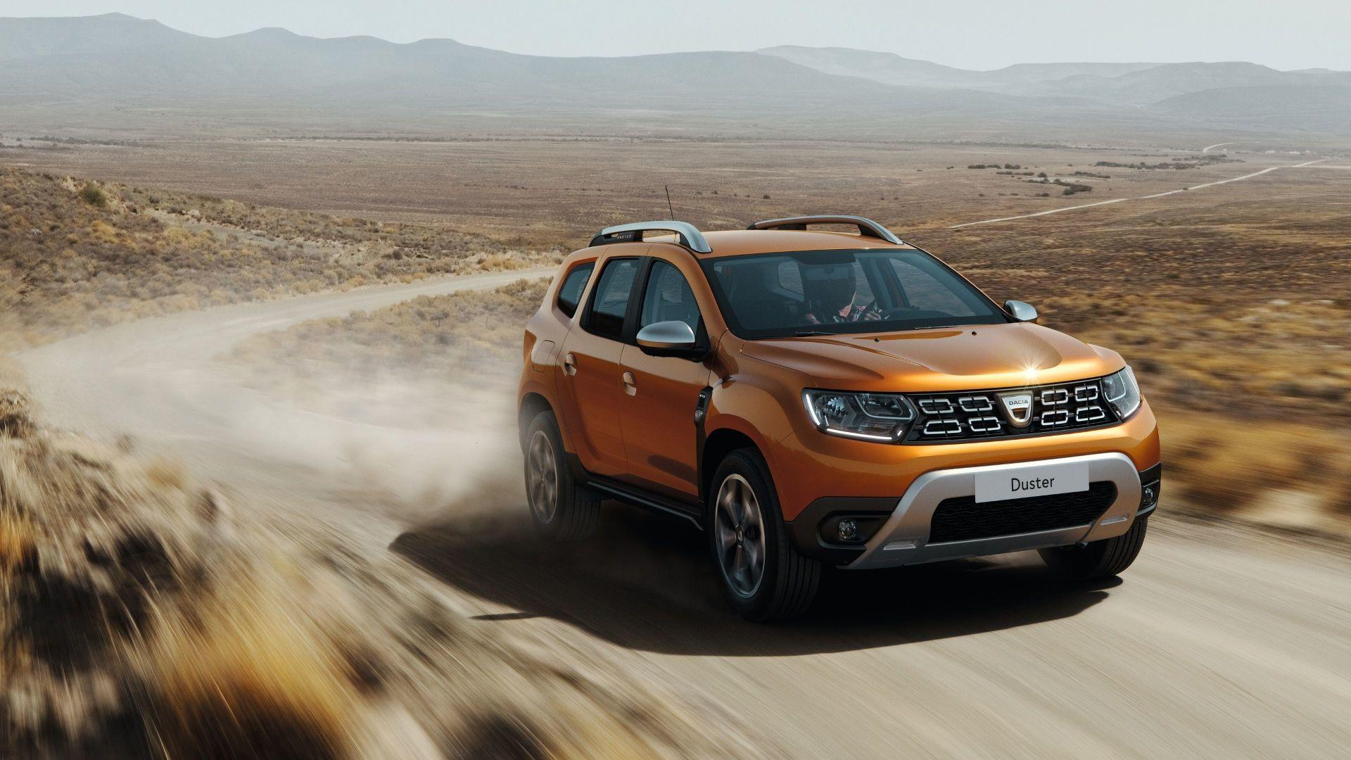 Dacia Duster – fotografije druge generacije (video)