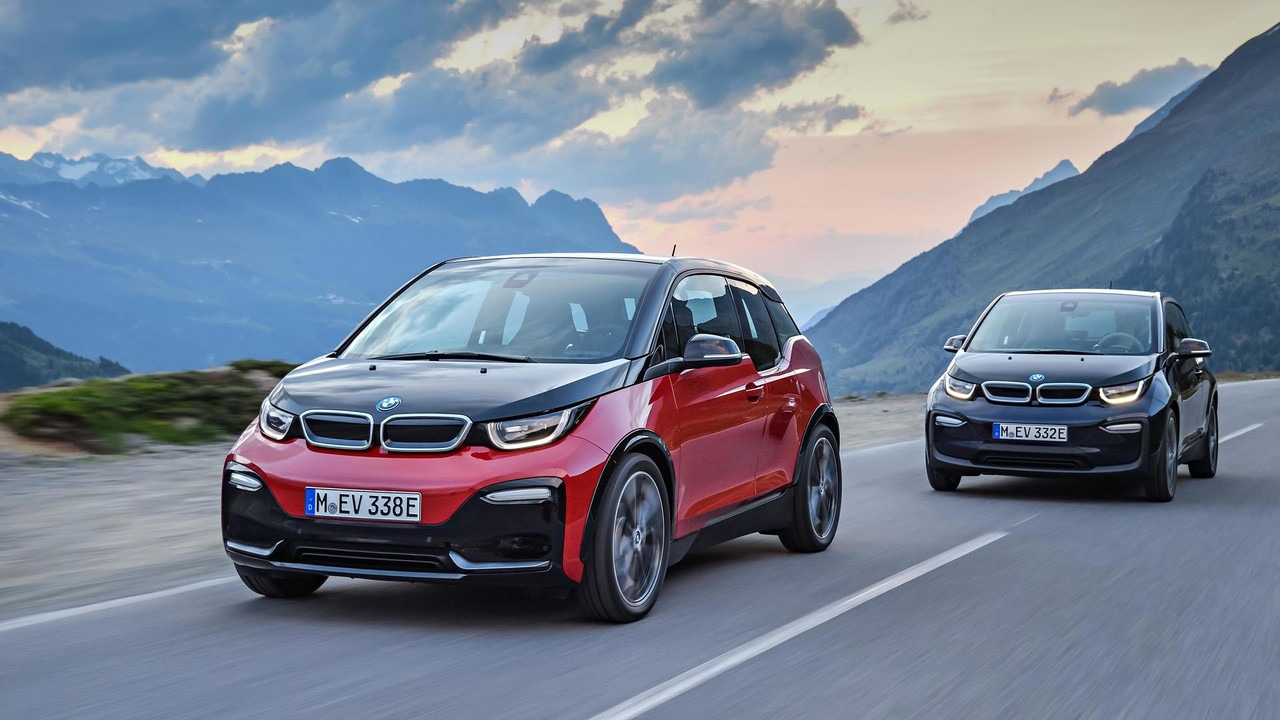 Novi BMW i3 i i3s (galerija i video)