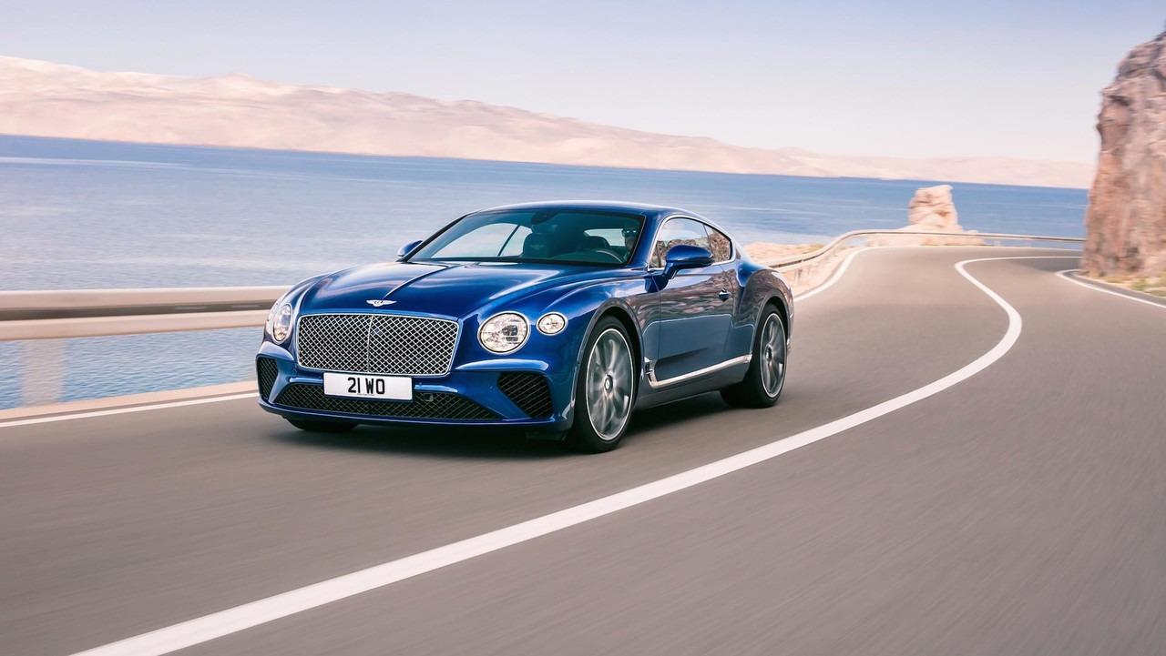 Novi Bentley Continental GT (video i galerija)