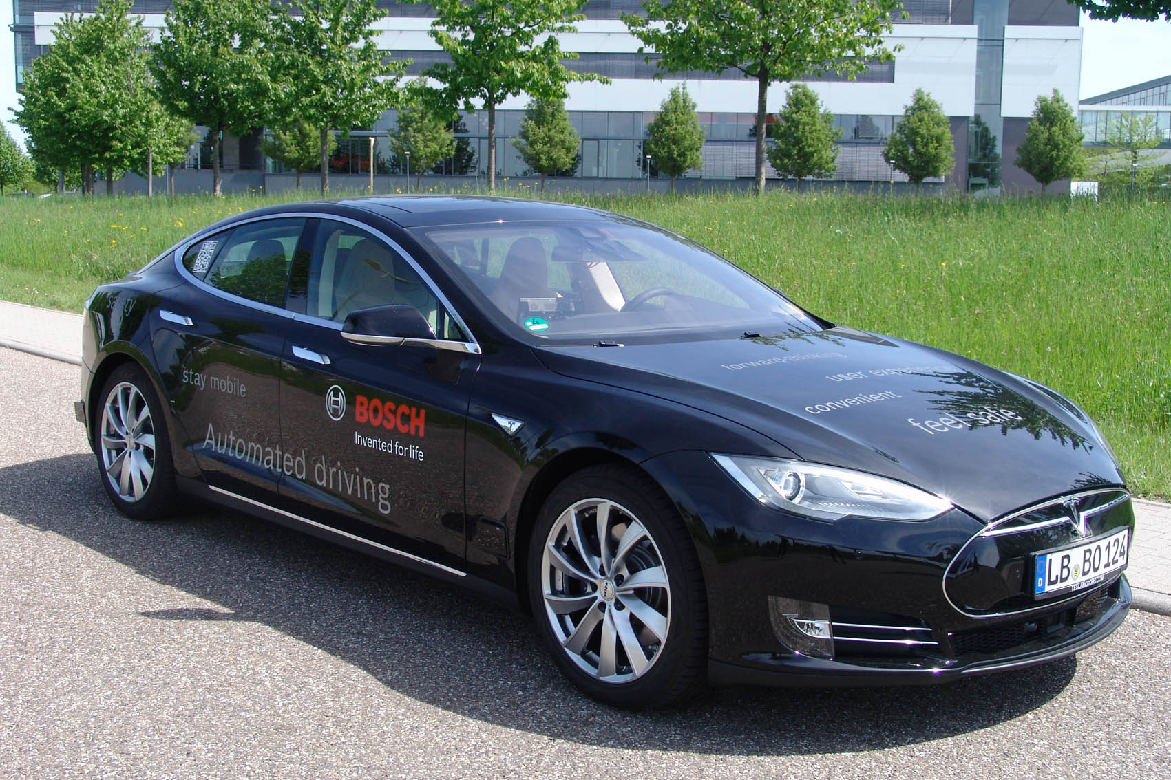 Rang lista lidera u tehnologiji autonomne vožnje