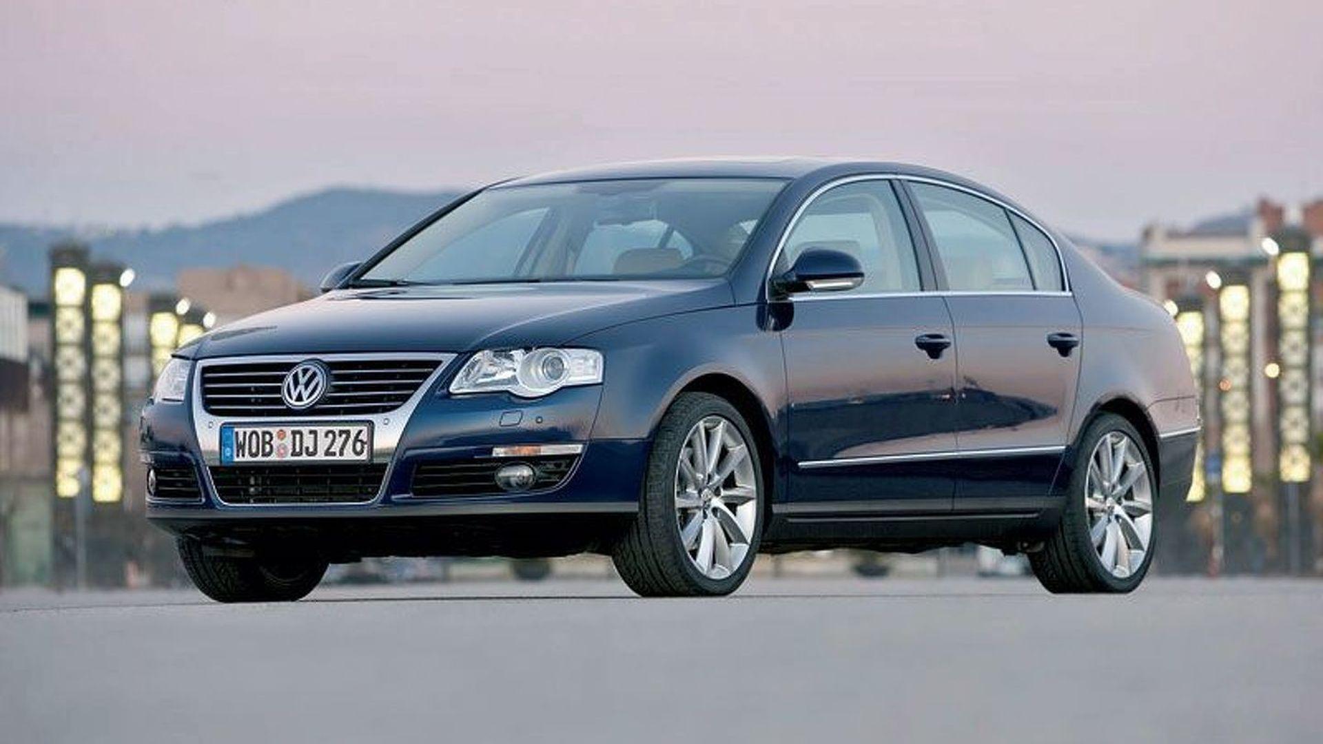 Volkswagen povlači 281.000 Passata i CC