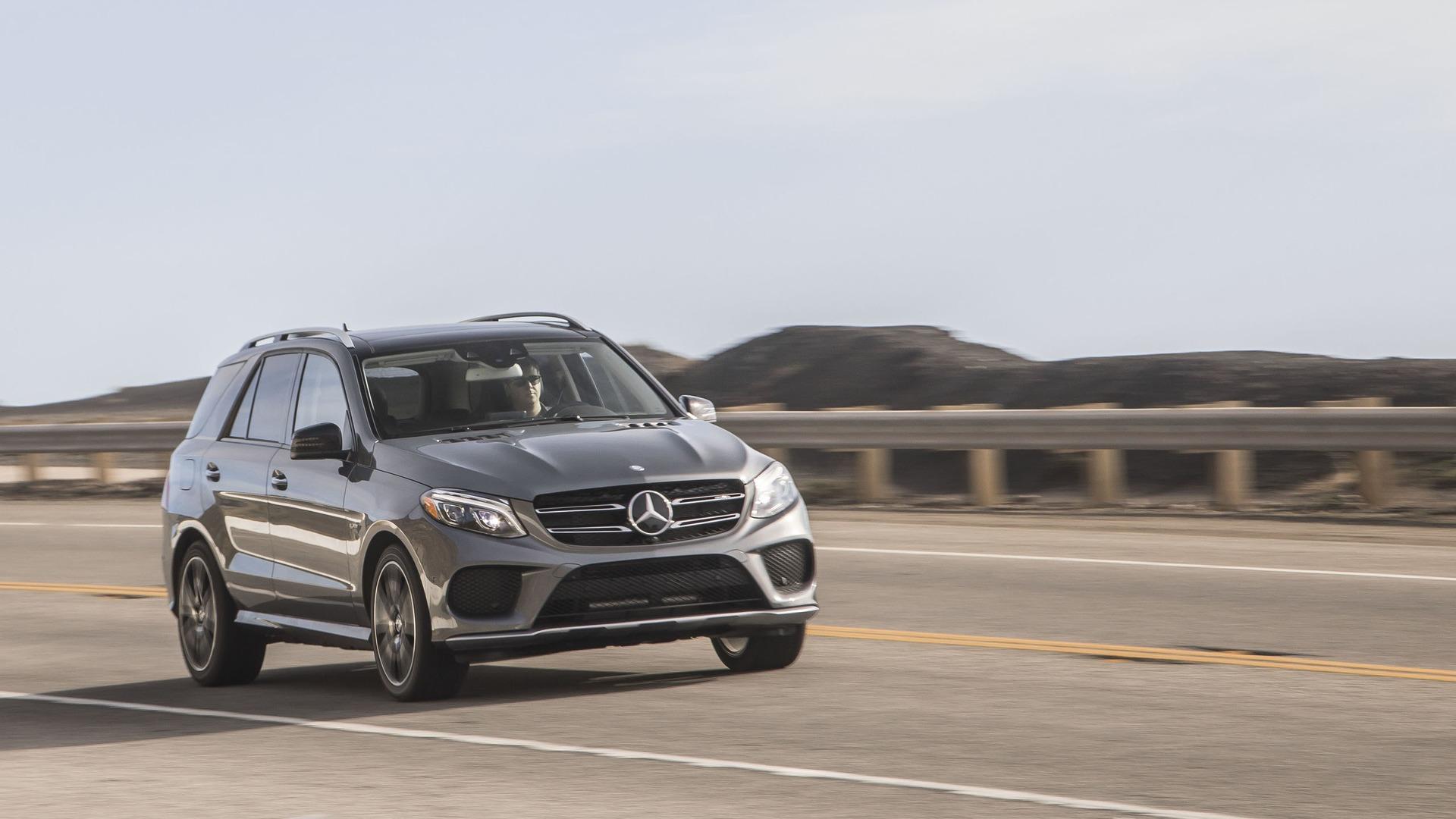 Mercedes-AMG GLE43 i GLE43 Coupe idu na ažuriranje softvera