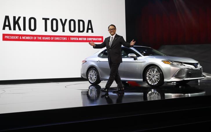 Toyotin kvartalni profit u padu uz pozitivne prognoze