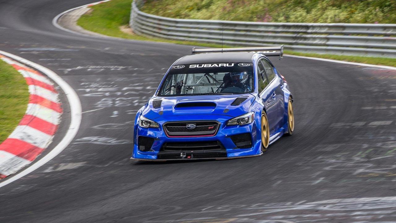 Subaru WRX STI oborio rekord na Nirburgringu (video)