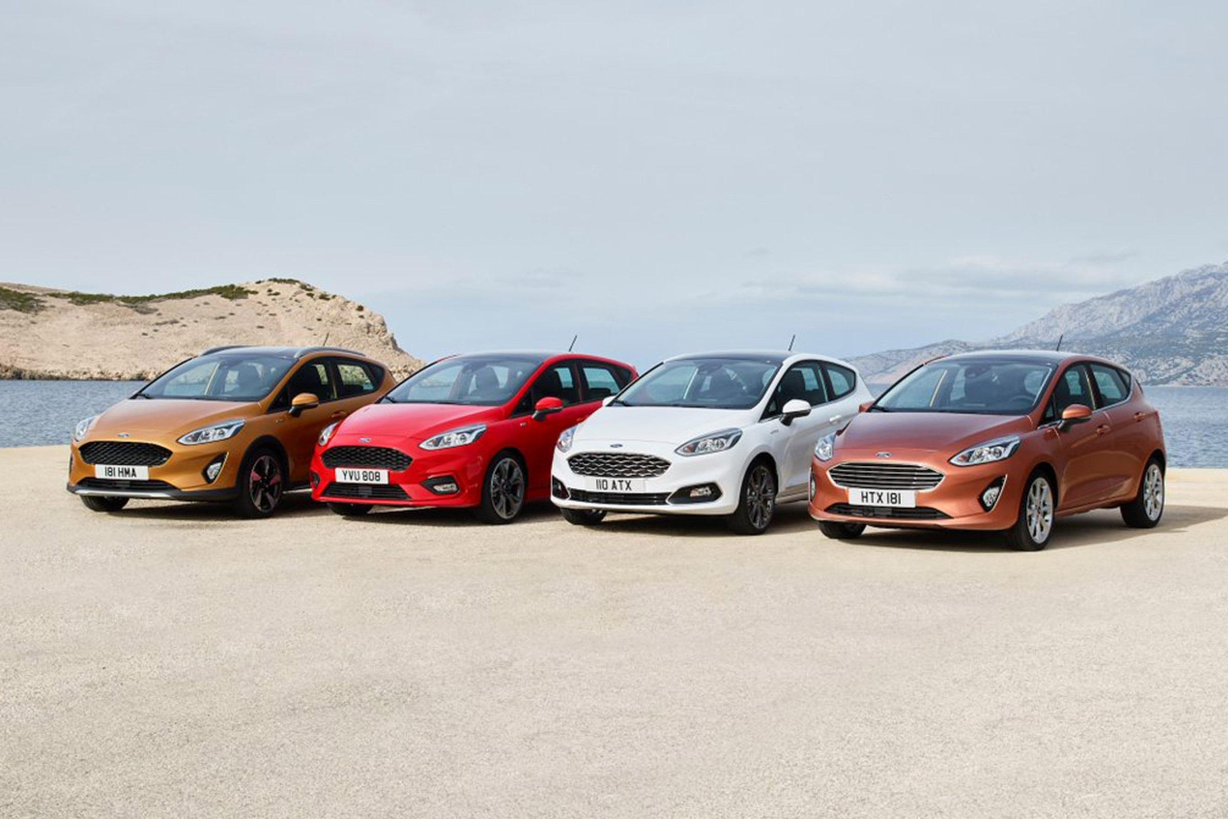 Nova Ford Fiesta u prodaji od 8. avgusta (promotivna vest)