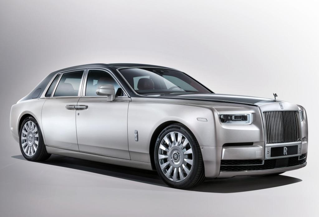 Rolls-Royce Phantom (2018.)