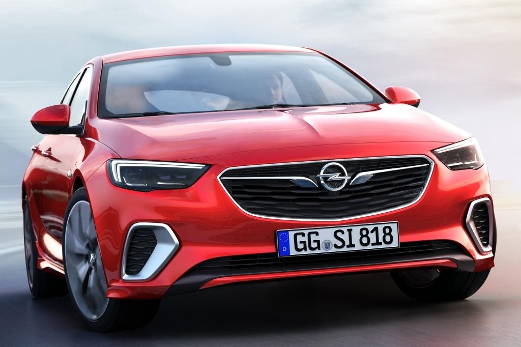Opel Insignia GSi (2018.)