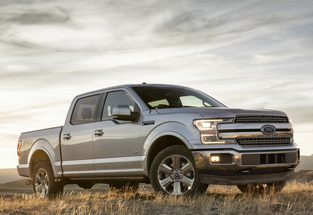 Ford F-150 (2018.)