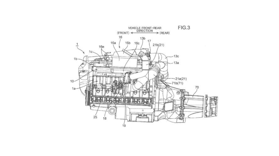 Mazda patentirala twin-turbo motor sa električnim kompresorom