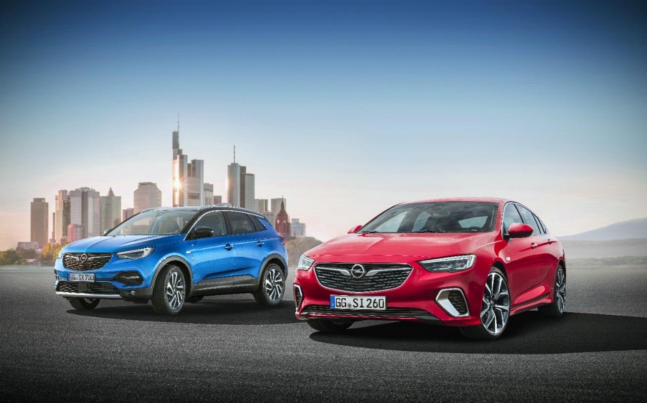 Opelove premijere u Frankfurtu