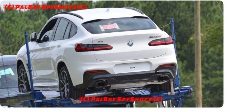 GLC iz Spartanburga – špijunske fotografije novog BMW-a X4