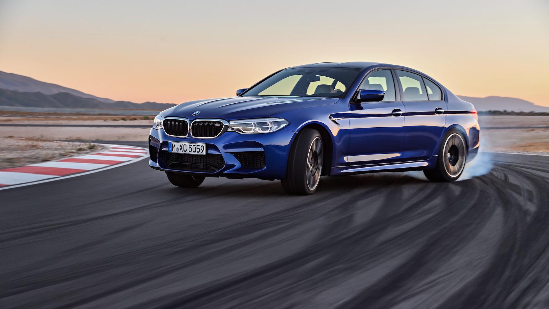 Novi BMW M5 sada i zvanično (galerija i video)