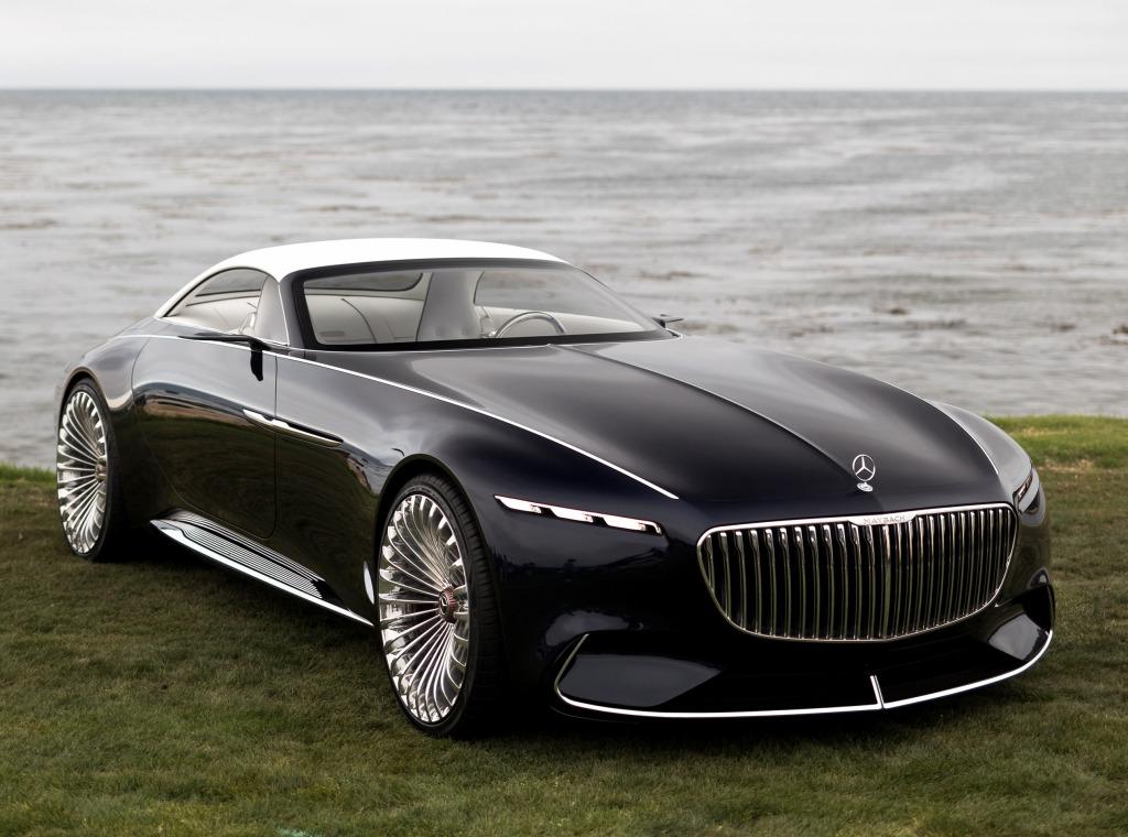 Mercedes-Maybach 6 Cabriolet koncept