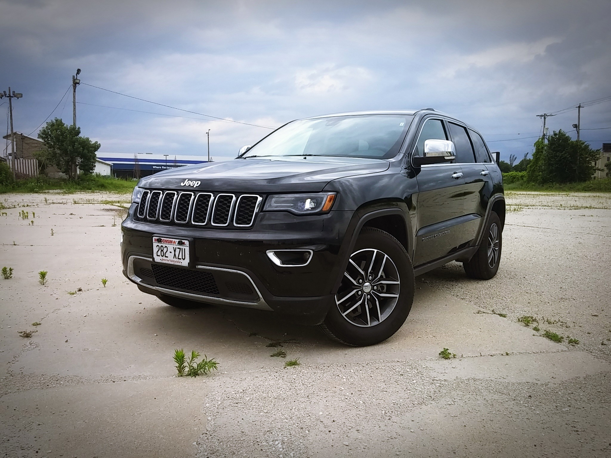 Jeep Grand Cherokee Limited – Veliki poglavica