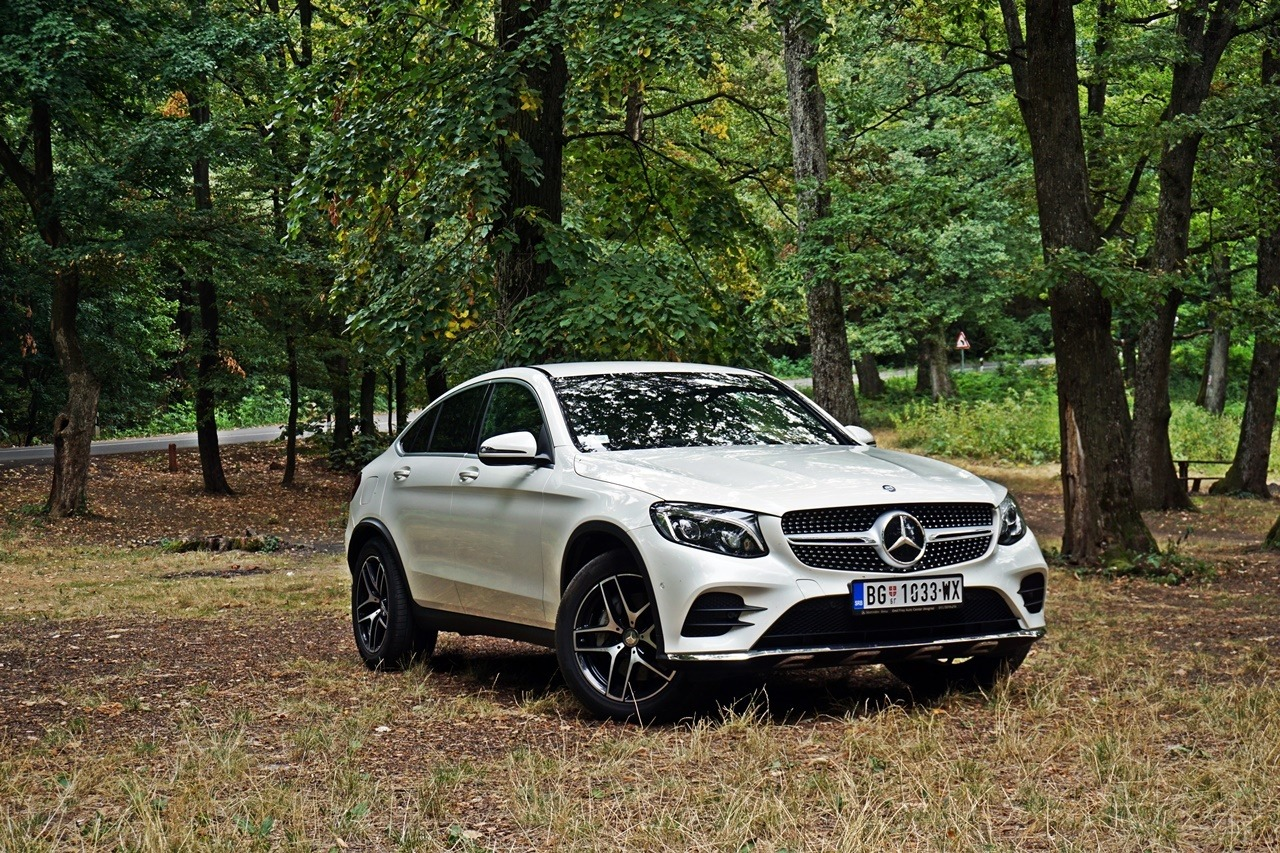 Mercedes-Benz GLC Coupe – Don Žuan iz Štutgarta