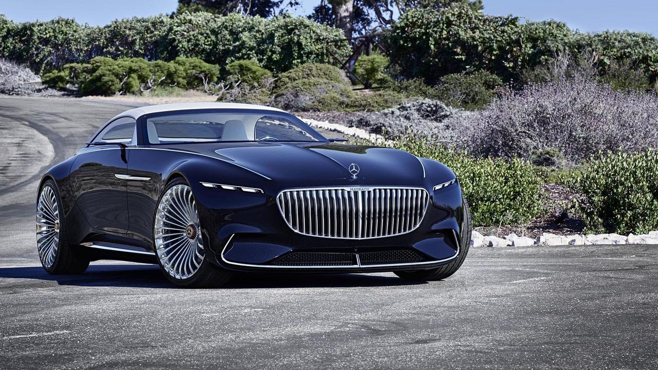 Vision Mercedes-Maybach 6 Cabriolet (galerija)