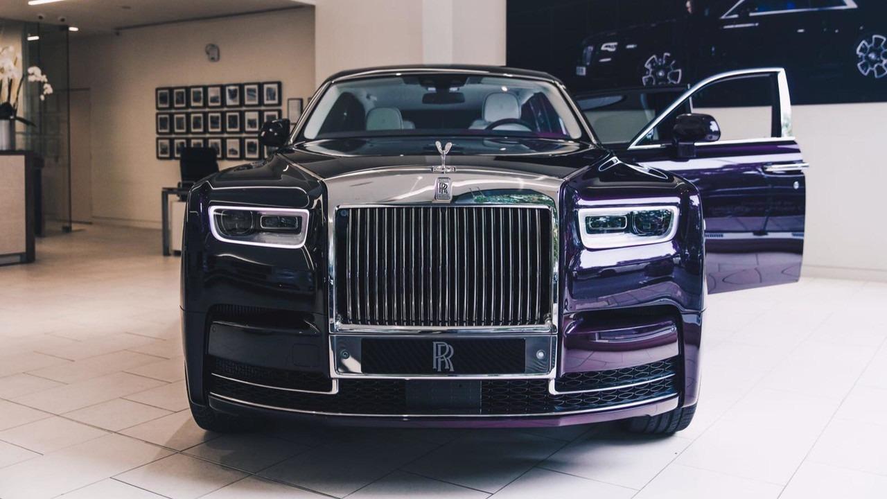 Rolls-Royce Phantom u prestižnom salonu u Londonu (galerija i video)